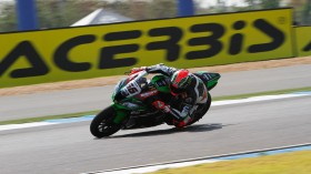 Tom Sykes, Kawasaki Racing Team, Buriram SP2