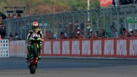 Jonathan Rea, Kawasaki Racing Team, Buriram RAC1