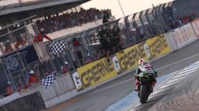Jonathan Rea, Kawasaki Racing Team, Buriram RAC2