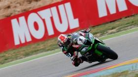 Jonathan Rea, Kawasaki Racing Team, MotorLand Aragon FP1