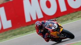 Stefan Bradl, Red Bull Honda World Superbike Team, MotorLand Aragon FP2