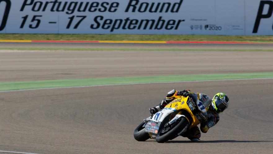 Christian Gamarino, BARDAHL EVAN BROS. Honda Racing, MotorLand Aragon FP2