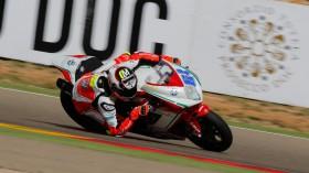 Alessandro Zaccone, MV Agusta Reparto Corse, MotorLand Aragon FP1