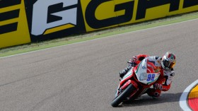 PJ Jacobsen, MV Agusta Reparto Corse, MotorLand Aragon FP1