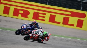 Eugene Laverty Michael van der Mark, MotorLand Aragon FP2