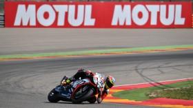 Leandro Mercado, IODARacing, MotorLand Aragon FP2