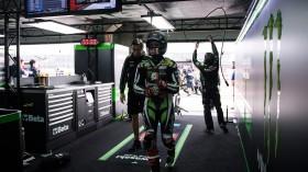Jonathan Rea, Kawasaki Racing Team, MotorLand Aragon FP2