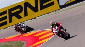 Leandro Mercado, IODARacing, MotorLand Aragon RAC1