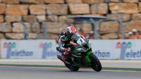 Jonathan Rea, Kawasaki Racing Team, MotorLand Aragon SP2