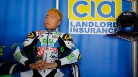Hikari Okubo, CIA Landlord Insurance Honda, MotorLand Aragon SP2