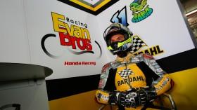Christian Gamarino, BARDAHL EVAN BROS. Honda Racing, MotorLand Aragon SP2