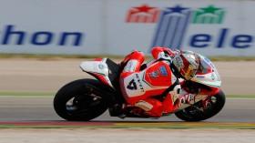 PJ Jacobsen, MV Agusta Reparto Corse, MotorLand Aragon SP2