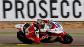 PJ Jacobsen, MV Agusta Reparto Corse, MotorLand Aragon RAC