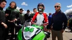 Harun Cabuk, Kawasaki Puccetti Racing, MotorLand Aragon RAC