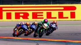 Scott Deroue, MTM HS Kawasaki, MotorLand Aragon RAC