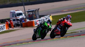Mike Jones, Toprak Razgatlioglu, MotorLand Aragon RAC