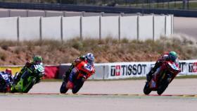 Dores Loureiro, Paolo Giacomini, MotorLand Aragon RAC
