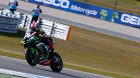 Jonathan Rea, Kawasaki Racing Team, Assen FP1
