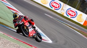 Chaz Davies, Aruba.it Racing - Ducati, Assen FP1