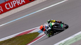 Gino Rea, Team Kawasaki Go Eleven, Assen FP2