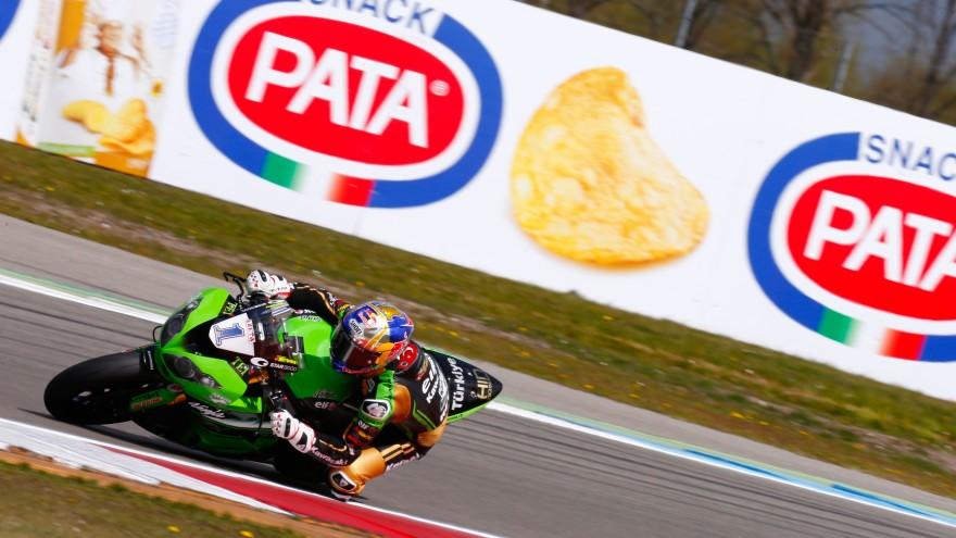 Kenan Sofuoglu, Kawasaki Puccetti Racing, Assen FP2