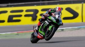 Jonathan Rea, Kawasaki Racing Team, Assen FP2