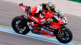 Chaz Davies, Aruba.it Racing - Ducati, Assen SP2