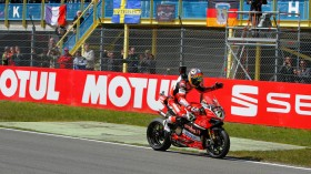 Chaz Davies, Aruba.it Racing - Ducati, Assen RAC1