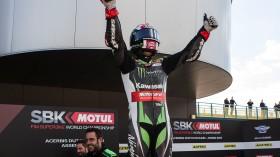 Jonathan Rea, Kawasaki Racing Team, Assen RAC1