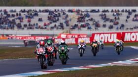 Luca Vitali, Nuova M2 Racing, Assen RAC
