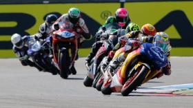Borja Sanchez, Halcourier Racing, Assen RAC