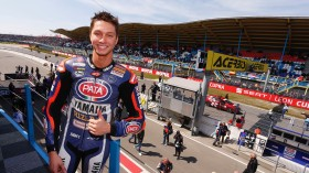 Michael vd Mark, Pata Yamaha Official WorldSBK Team, Assen Rac2