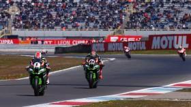 Rea, Sykes, Kawasaki Racing Team, Assen RAC2