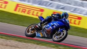Sheridan Morais, Kallio Racing, Imola FP2
