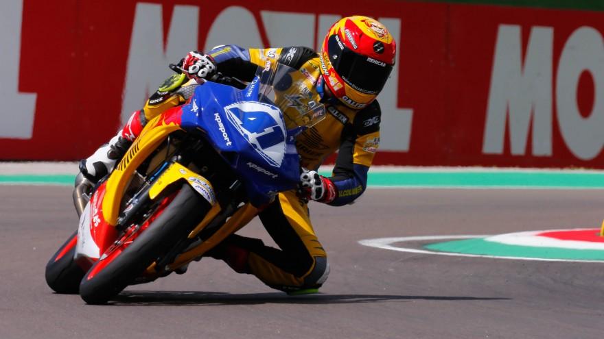 Marc Garcia, Halcourier Racing, Imola RAC