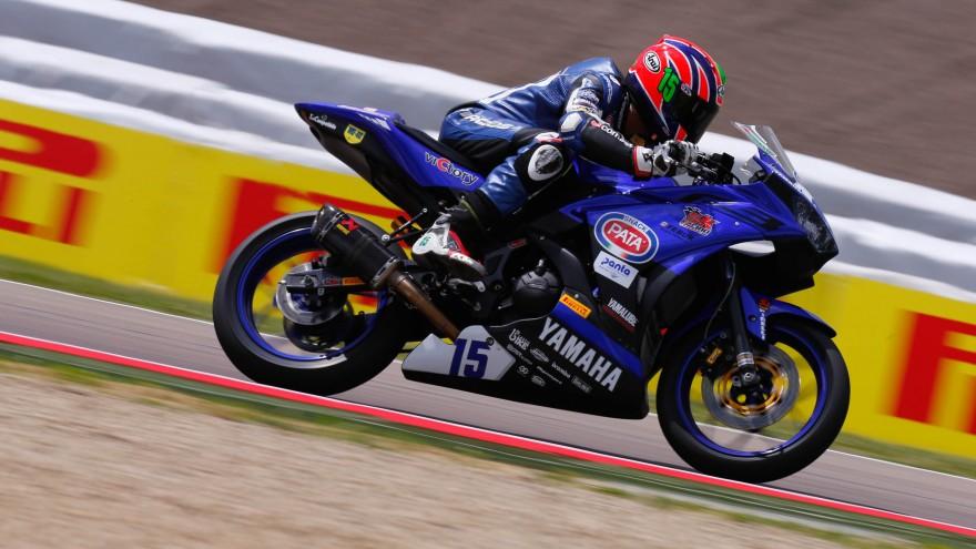 Alfonso Coppola, SK Racing, Imola RAC