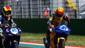 Giuseppe de Gruttola, Marc Garcia, Imola RAC