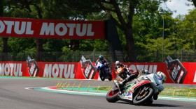 Loris Cresson, SC Racing-RPM84, Imola RAC