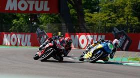 Mika Perez, Paolo Grassia, Imola RAC