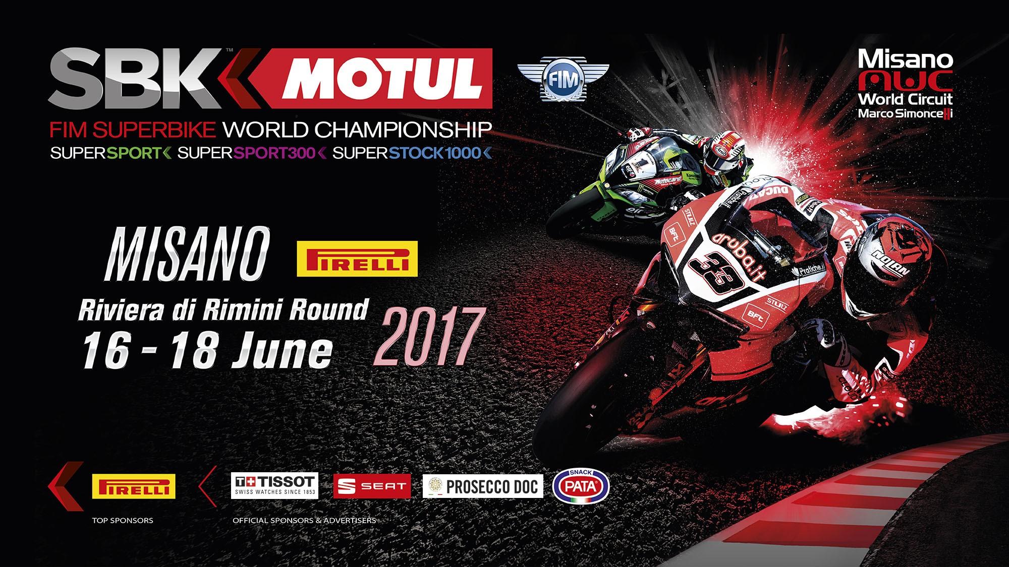 Supersport FIM World Championship 2017 - page 2 - Non