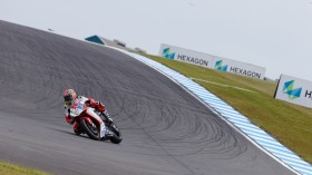PJ Jacobsen, MV Agusta Reparto Corse, Donington SP2