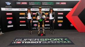 Kenan Sofuoglu, Kawasaki Puccetti Racing, Donington SP2