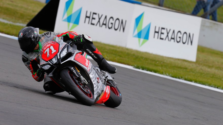 Maximilian Scheib, Nuova M2 Racing, Donington RAC