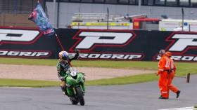 Kenan Sofuoglu, Kawasaki Puccetti Racing, Donington RAC