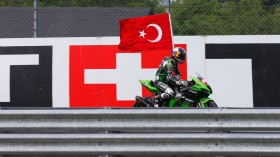 Toprak Razgatlioglu, Kawasaki Puccetti Racing, Donington RAC