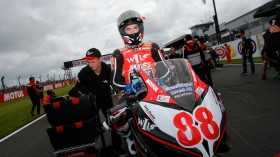Mika Perez, WILSport Racedays, Donington RAC