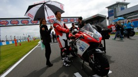 Alex Baldolini, Race Department ATK#25, Donington RAC