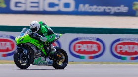 Anthony West, EAB West Racing, Misano FP2