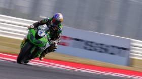 Kenan Sofuoglu, Kawasaki Puccetti Racing, Misano FP2