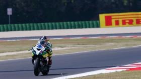 Gino Rea, Team Kawasaki Go Eleven, Misano SP2